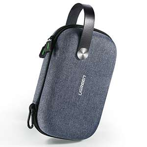 UGREEN Travel Gadget bag £10.99 Prime (+£4.49 Non Prime) Sold by UGREEN GROUP LIMITED UK and Fulfilled by Amazon