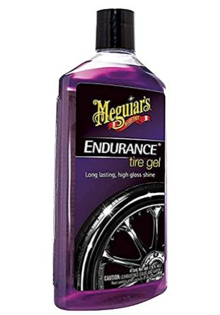 Meguiar's Endurance High Gloss Black Tire Gel 473ml - £8.96 prime / £13.45 non prime @ Amazon
