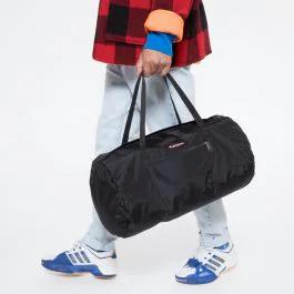 Eastpak Renana Instant Black foldable duffel bag for £17 delivered using code @ Eastpak