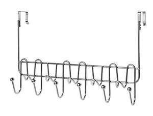 Amtido Over Door Hooks - 11 Hook Coat Rack £7.99 Prime (+£4.49 Non Prime) Sold by Direct savings and Fulfilled by Amazon