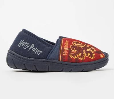 Harry Potter Hogwarts / Pokémon Pikachu / Hey Duggee / Peppa Pig Children's Slippers - £3 + Free Click & Collect @ George (Asda)
