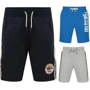 Men's Jogger Shorts - 30 styles to choose from, £8.00 using code + £1.99 Delivery (Free on £30 Spend) @ Tokyo Laundry