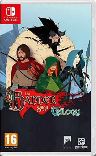 The Banner Saga Trilogy (Nintendo Switch) £12.99 @ Amazon prime exclusive