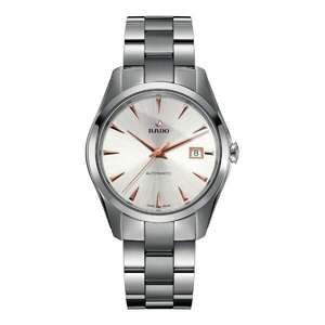 Rado HyperChrome Automatic Stainless Steel Silver Gents £1,040 at AMJ Watches