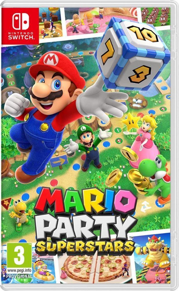 Pre-order Mario Party Superstars (Nintendo Switch) £41.99 @ ShopPlay