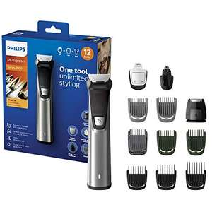 Philips Series 7000 12-in-1 All-In-One Trimmer, Ultimate Grooming Kit for Beard, Hair & Body (Amazon Prime Exclusive) £35.99 @ Amazon