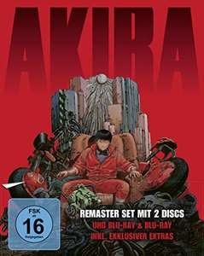 Akira - (4K Ultra HD + Blu-ray) Slipcase (Amazon Prime Exclusive) £18.79 Amazon Germany