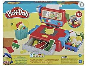 Play-Doh Cash Register Toy for Kids 3 Years and Up - £6.29 @ Amazon (Prime Exclusive)