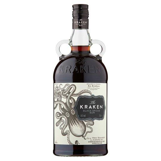 The Kraken Black Spiced Rum 1litre £22.72 in store @ Tesco (Derry)