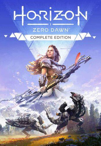 Horizon Zero Dawn: Complete Edition Steam Key Global £16.85 with code @ GamesStars / Eneba