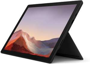 """MICROSOFT 12.3"""" Surface Pro 7 - Intel® Core™ i5, 256 GB SSD, Black - £636.65 delivered using code @ Currys PC World"""