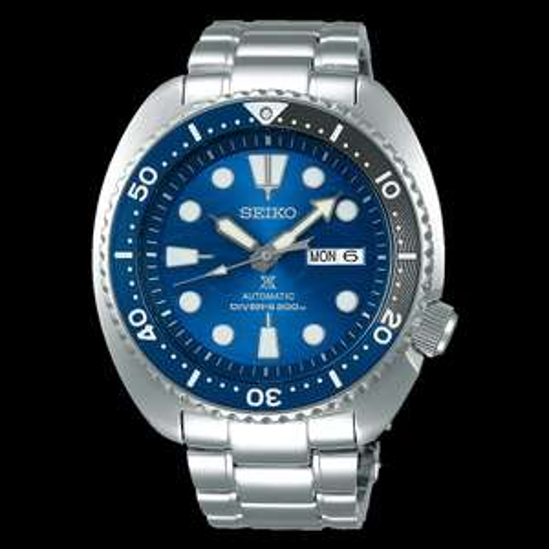 Men's Seiko Prospex Save The Ocean Turtle Automatic Watch - £301 @ H. Samuel