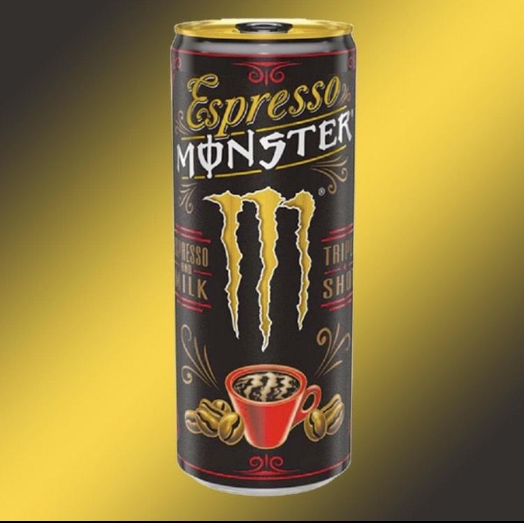24x Espresso Monster Triple Shot and Milk, 250ml Drinks Cans - £12 delivered @ Yankee Bundles