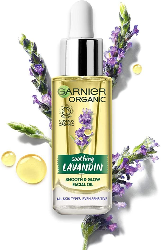 Garnier Organic Lavandin Smooth and Glow Facial Oil 30ml - £1.50 instore @ Tesco (Bristol)
