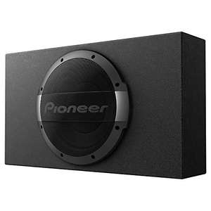 """Pioneer TS WX1010LA 10"""" Shallow Sealed Subwoofer w/ Built-in Amp 1200W - Used Like New - £133.07 (Amazon Prime Exclusive) @ Amazon Warehouse"""