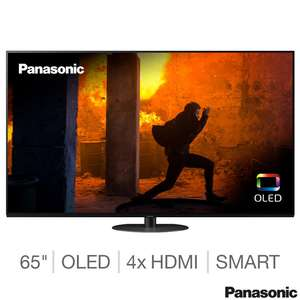 Panasonic 65HZ980B 65 Inch OLED 4K Ultra HD Smart TV - £1349.89 delivered (members only price) @ Costco