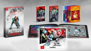 Metroid Dread special edition (Nintendo Switch) £79.99 (£4.99 delivery) @ Game