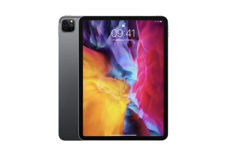 Apple 11-inch iPad Pro (2020) Wi Fi 128GB - Space Grey £579 @ BT Shop