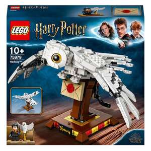 LEGO Harry Potter 75979 Hedwig - £24.99 + £1.99 delivery / free for Red Carpet members at Zavvi