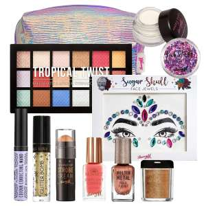 Barry M Tropical Bronze Makeup Goody Bag + Free Take a Brow Brow Gel £12.00 (+ £3.00 delivery / Free on £25 spend) @ Barry M