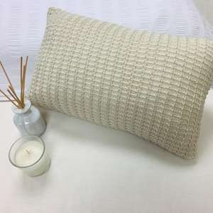 4 x pack Dreamscene luxuriously soft knitted cushion cover 30 x 45cm (unfilled) for £9.99 delivered @ OnBuy / OnlineHomeShop