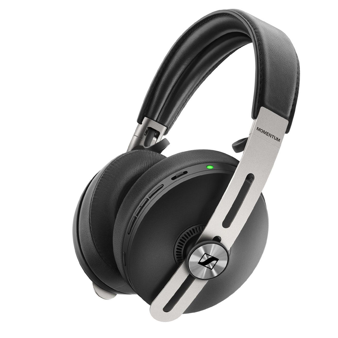Sennheiser Momentum 3 wireless headphones in black - B stock £169 Sennheiser Shop
