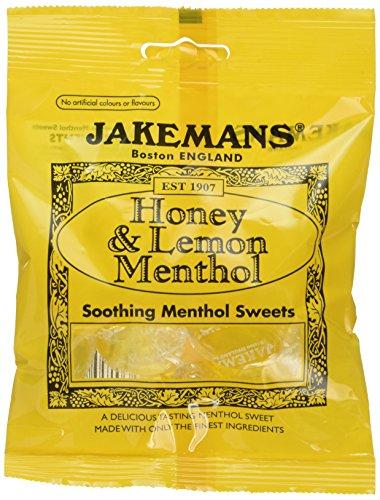 Jakemans Honey & Lemon Bags 100g - 45p (£4.49 Non-Prime) @ Amazon