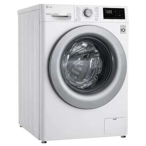 LG AI DD V3 F4V310WNE 10.5 kg 1400 Spin Washing Machine - White with 5 year warranty - £379.05 delivered with code @ Currys PC World