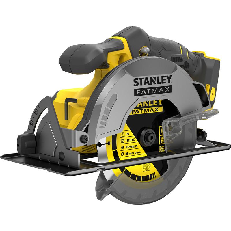 Stanley FatMax V20 18V 165mm Cordless Circular Saw 1 x 4.0Ah + Claim An Extra Battery Free - £125.38 Using Code @ ToolStation