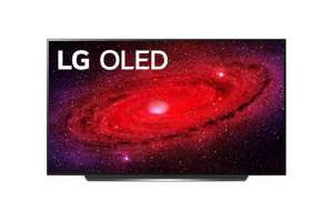 """LG OLED48CX5LC 48"""" OLED TV - 5 Years Warranty + £50 Deliveroo voucher Delivered using code @ PRC Direct"""