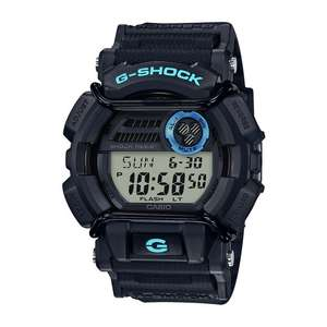 Casio G-Shock Men's Black Resin Strap Watch, £64.99 (Free click and collect) at Argos