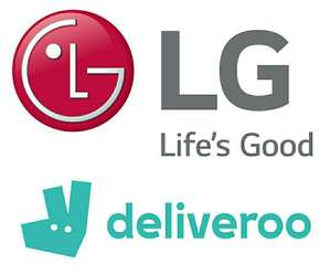 Free £50 Deliveroo voucher when you buy any LG OLED or Nanocell TV - LG Electronics