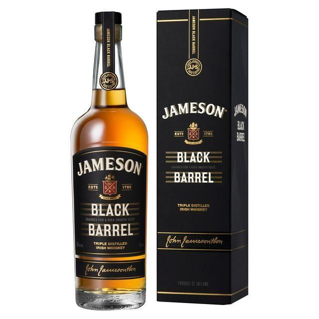 Jameson Black Barrel Whiskey 70cl - £17.50 @ Marks & Spencer Cribbs Causeway, Bristol
