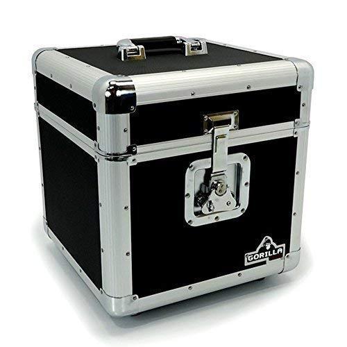 Gorilla Vinyl storage Box, Black and Union Jack - £34.99 @ Amazon