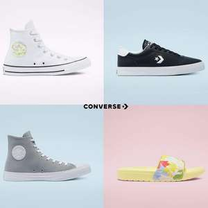 50% Off selected Men, Women's & Kids Converse using code in the Converse Pre-Sale + Free UK Mainland delivery on a £50 spend @ Converse