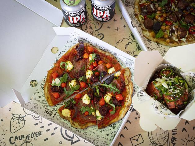 Free hot vegan food + IPA beer by celeb chef Tom Kerridge, Camden London Thurs 24th June 12-2pm