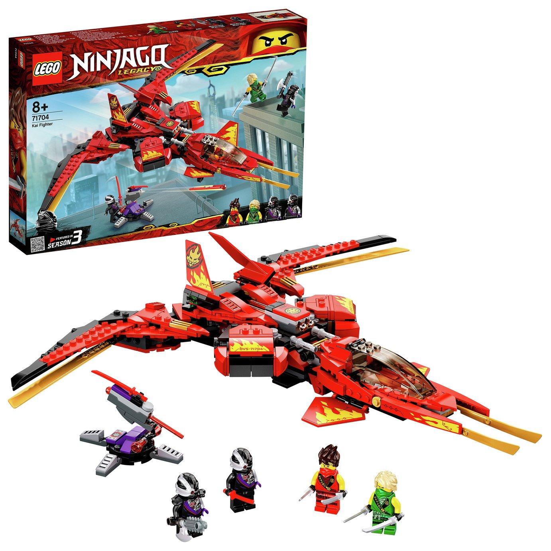 LEGO Ninjago 71704 Legacy Kai Fighter - £17 (Free Click & Collect) @ Argos (Limited availability)