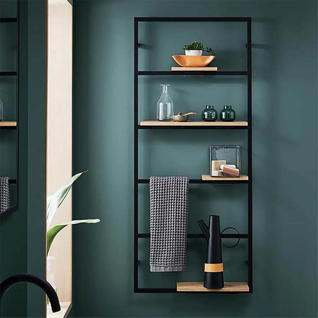 Bathstore Noir sale 30% off (e.g. Bathstore Noir Wall Hung Shelf Unit for £245 click & collect) @ Homebase