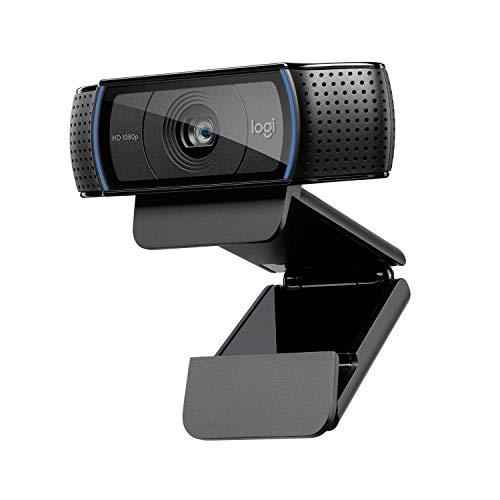 Logitech C920 HD Pro Webcam, Full HD £67.97 at Amazon