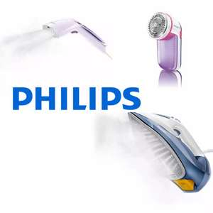 Philips Garment Care Flash sale, extra 15% off with code and free shipping @ Philips