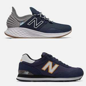 New Balance Sale - up to 50% Off + Extra 20% Off using code + Free Delivery on £50 spend (otherwise £4.50) & Free Returns @ New Balance