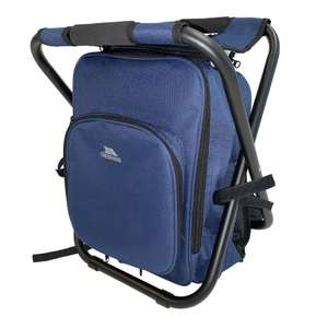 3 in 1 Jubilee Backpack Chair - £11.99 With 20% off Code (Free Click & Collect) @ Trespass