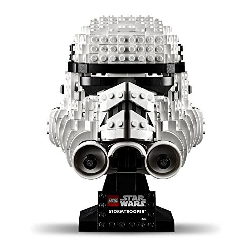LEGO 75276 Star Wars Stormtrooper Helmet Display Building Set £40.99 @ Amazon