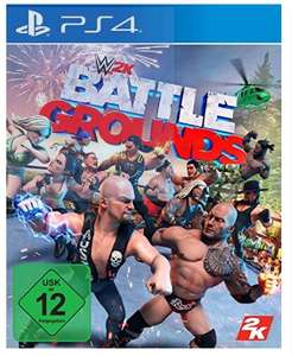 WWE 2K Battlegrounds [ps4/xbox] £6.88 + £2..60 + 28p (£9.76) @ Amazon DE