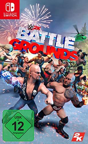 WWE 2K Battlegrounds Nintendo Switch [German Version] £7 + £2.99 Non Prime @ Amazon