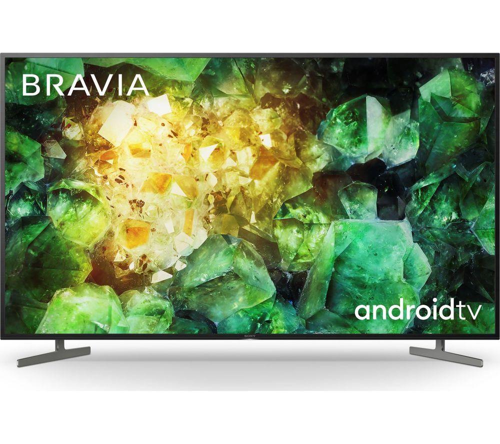 "Sony BRAVIA KE65XH8196BU 65"" LED 4K HDR UHD Android TV (5yr warranty) £799.99 @ Sony"