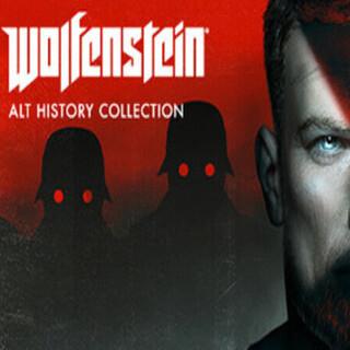 Steam Game: Wolfenstein Alt History Collection £11.48 at Steam