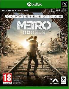 Metro Exodus Complete Edition (Xbox Series X) £23.99 Nectar Card Holders OR £25.49 non-Nectar delivered @ Boss Deals eBay