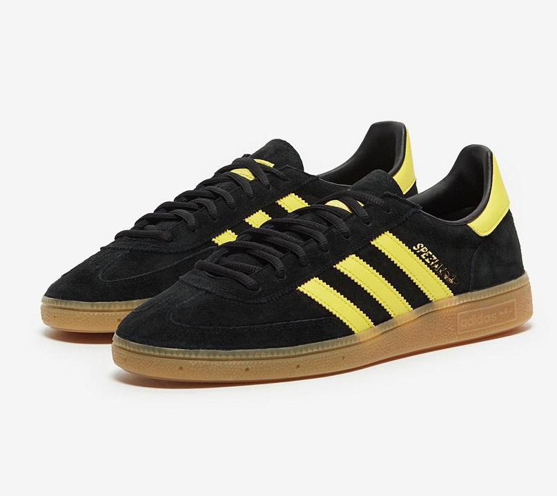 Adidas Originals Handball Spezial trainers £44.95 @ ASOS