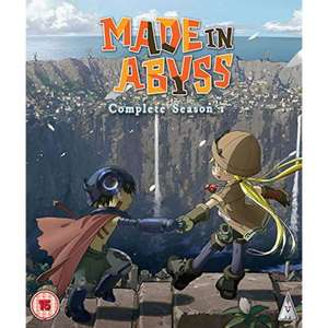 Made In Abyss Tv Series Collection (15) Blu-ray £14.99 delivered at Anime On Line
